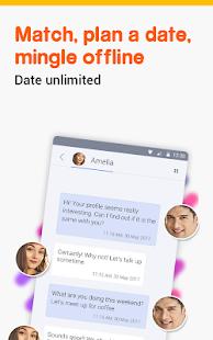 QuackQuack Dating App - náhled