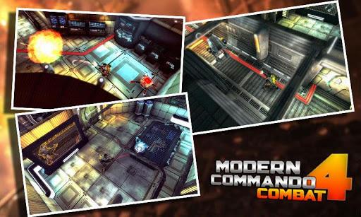 Call of Modern Commando 4 Free