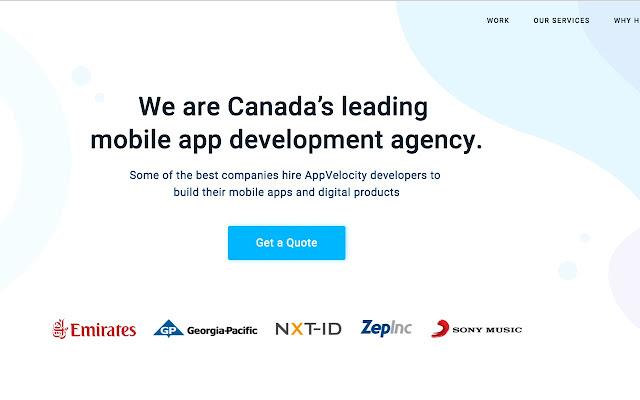 App developer Toronto