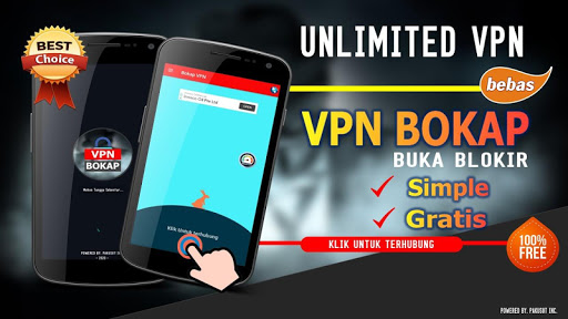 VPN Bokap Buka Blokir 8.1 screenshots 1