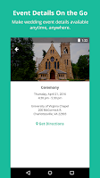 Screenshot of WedSocial by WeddingWire