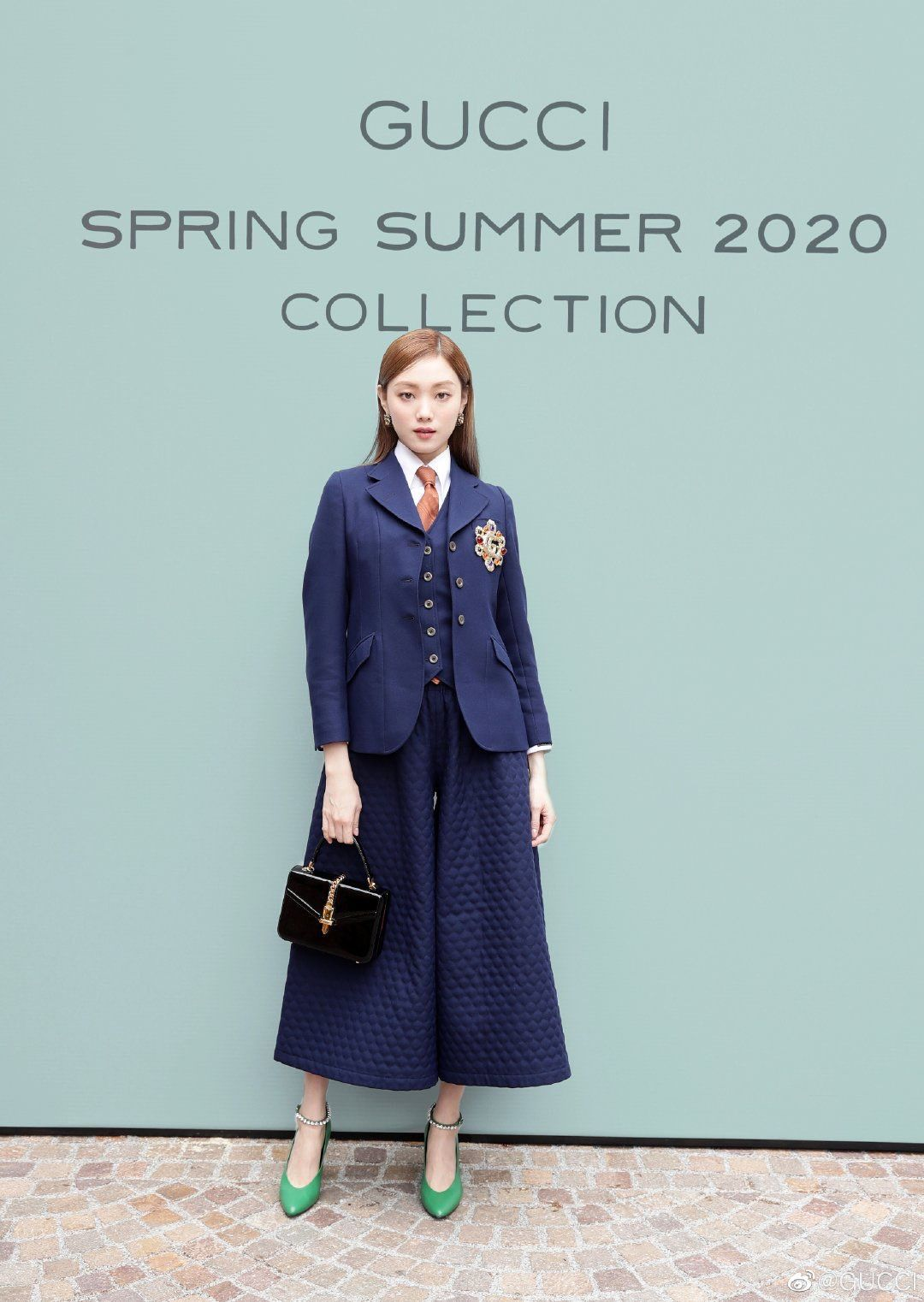 lee sungkyung gucci 2020