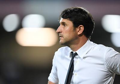 """José San Benat relativise après le premier point d'Eupen : """"Nous sommes encore au début de la saison"""""""