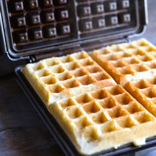 How to Make Crispy and Light Gluten-Free Waffles.