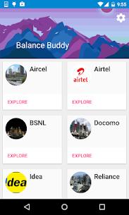 Balance, Data, SMS, Code check 2