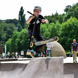 by Marco Bertamé - Sports & Fitness Other Sports ( skatepark péitruss, luxembourg )