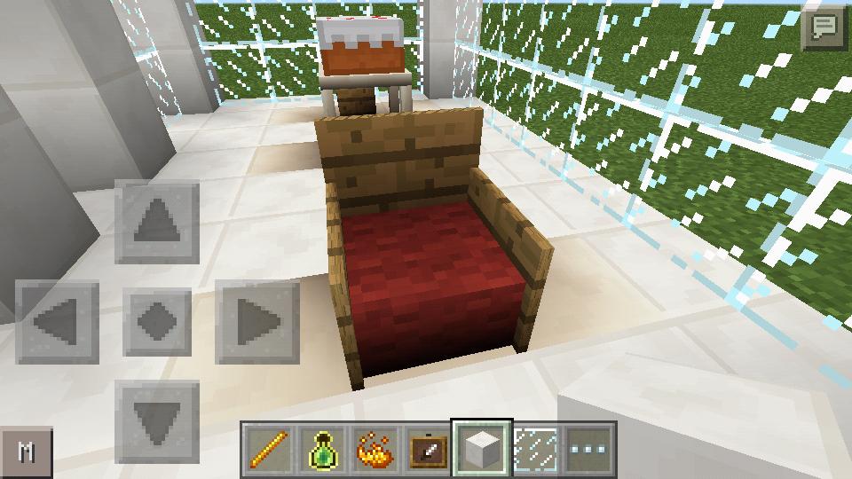 Furniture Mod For MCPE Screenshot