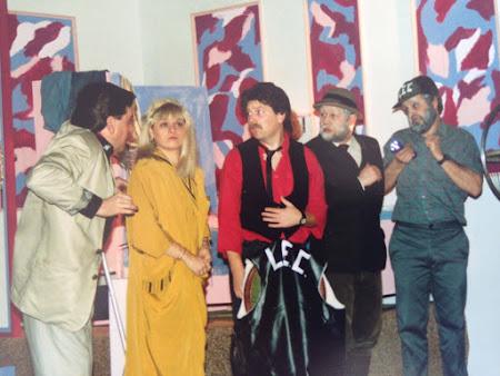 1990: Black Comedy