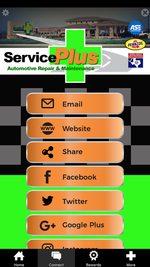 Service Plus Texas- screenshot