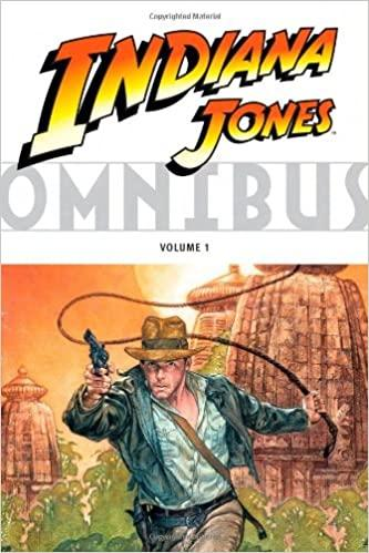 Indiana Jones Omnibus, Vol. 1: Barry, Dan, Barry, Dan: 9781593078874:  Amazon.com: Books