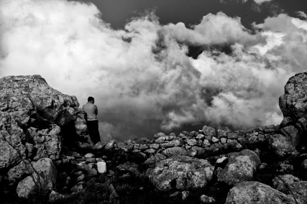 Tra le nuvole di Isengard