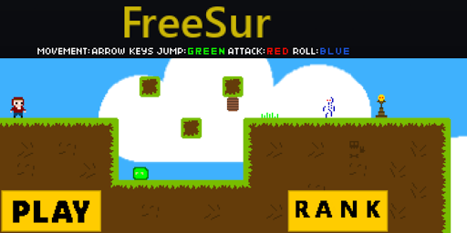 Freesur 8 bit retro game APK MOD screenshots hack proof 1