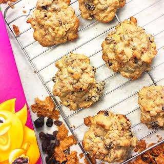 Raisin Bran Cereal Cookie Recipes.
