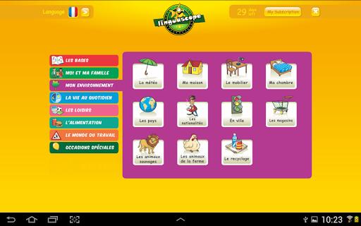 Linguascope Beginners French