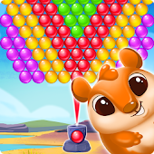 Bubble Pop Safari Android APK Download Free By Bubble Shooter Games By Ilyon