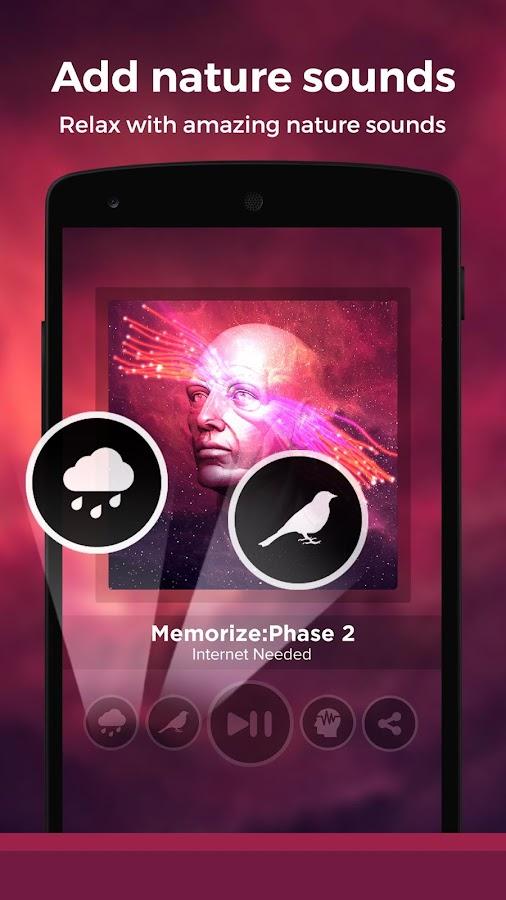 Study music app