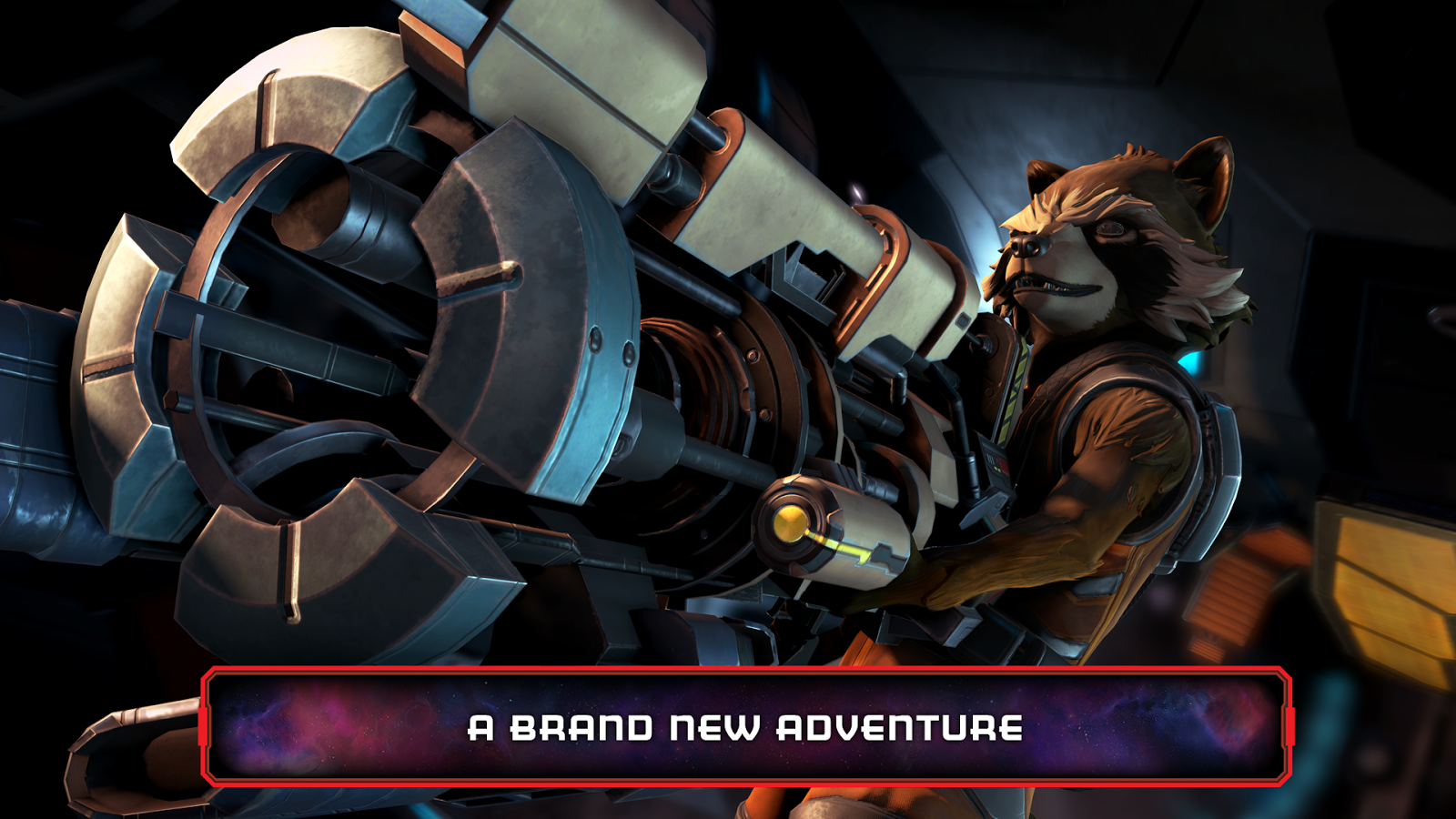 Guardians of the Galaxy TTG- screenshot