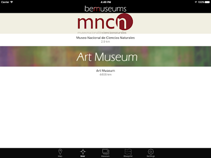 Bemuseums- screenshot thumbnail