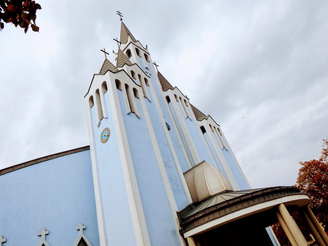 Hévíz - Szentlélek rk. templom