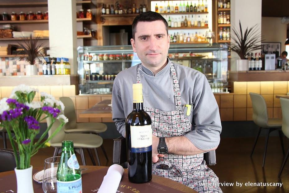 ristorante italiano riga, italian restaurant riga, locale restaurant riga, andrea bressan, chef, italian chef, restorans locale