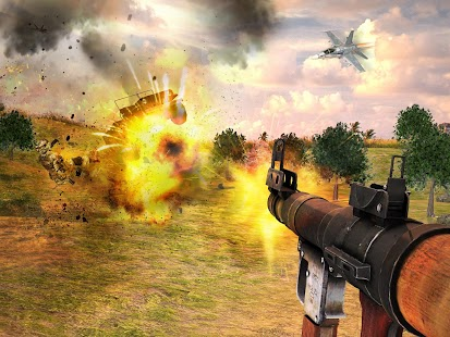 Rocket Launcher 3D- screenshot thumbnail