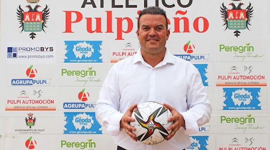 """Mariano Muñoz: """"Pulpí se merece este derbi"""""""