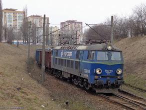 Photo: ET22-1143 {szlak Toruń Miasto - Toruń Wschodni; 2014-03-07}