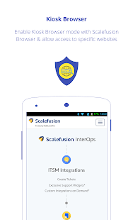 Scalefusion - Kiosk Lockdown & MDM Agent apk free download