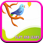 Learning Bird Names For Kids APK icon