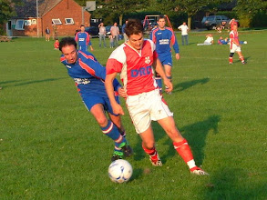 Photo: 16/08/06 v West Row Gunners (Cambs County League Senior B Division) 2-1 - contributed by Martin Wray