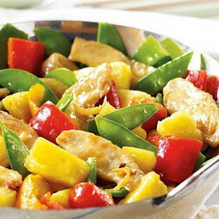 American Chicken Salad With Pineapple