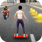 Hoverboard Speed Race icon