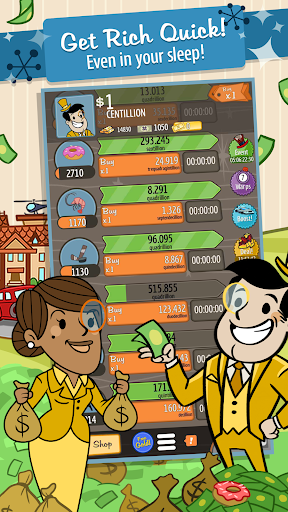 AdVenture Capitalist filehippodl screenshot 1