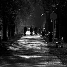 by Pavel Vlček - Black & White Street & Candid