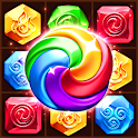 Gemmy Lands: New Jewels and Gems Match 3 Games icon