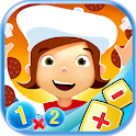 Math Challenge For Kids icon