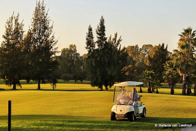 Hotel Isla Canela Golf baan