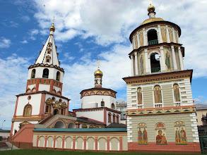 Photo: Irkutszk templomai