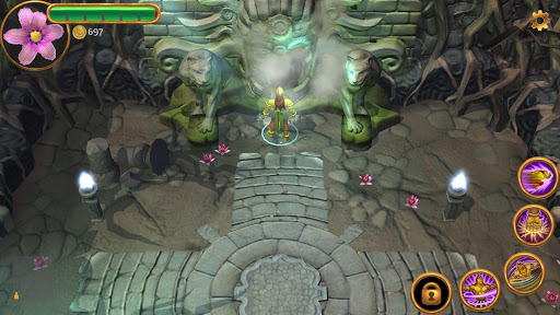 Hanuman Vs Mahiravana Game 1.0 screenshots 2