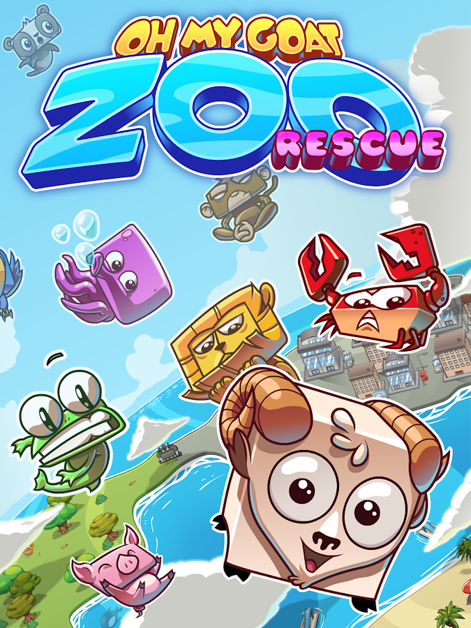 Oh My Goat Zoo Rescue- screenshot