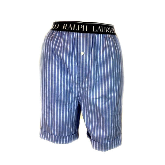 Polo Ralph Lauren Pyjamas Shorts Fall Mad Stripe