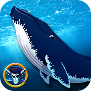 Blue Whale Crazy Monster- Enter the Angry World