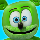 Talking Gummy Bear Gratis icon