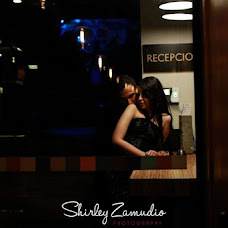 Wedding photographer SHIRLEY ZAMUDIO (shirleyzamudio). Photo of 27.09.2016