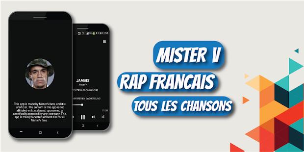 Best Music Player For Android 2020.Mister V Music 2020 Rap Francais Sans Internet On