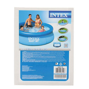 Piscina cu inel gonflabil Intex Easy Set Clearview 244x61 cm