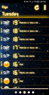 Weather Neon Pro Mod Apk Latest 4.4.3 (Full Unlocked ) 3