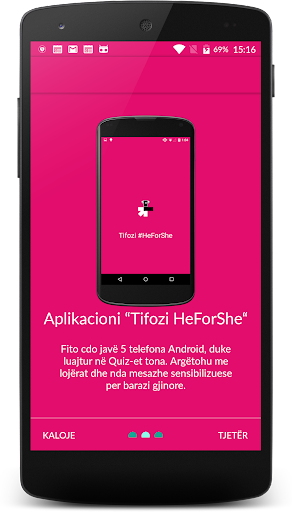 Tifozi #HeForShe Preview 3