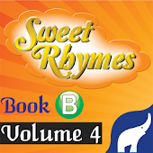 Sweet Rhymes Book B Volume 4