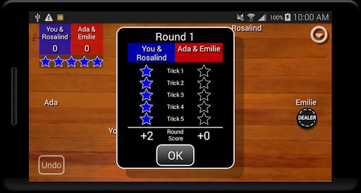 Euchre Card Classic 1.1 screenshots 3
